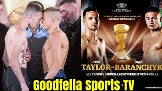 Full Fight Reaction: Josh Taylor Completely Outclasses Ivan Baranchyk to UD!!!