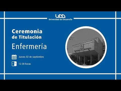 Ceremonia de Titulación | Enfermería | Sede Concepción