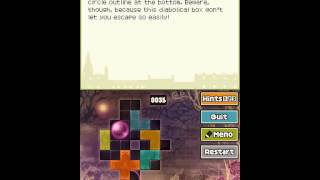Professor Layton and The Diabolical Box Puzzle No. 153 The Diabolical Box