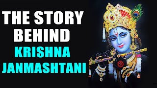 Janmashtami: Story behind Krishna's birth   Oneindia News