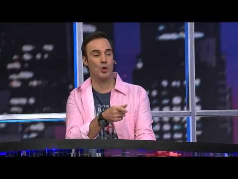 RedeTV!   Luciana By Night   Vídeos   Luciana E Marco Antônio Gimenez Encaram 'Teste De Afinidade'