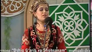 A.Otajonov musiqasi - Shoxsanam ariyasi