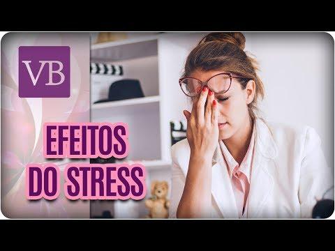 Efeitos do Stress no Corpo - Você Bonita (04/12/17)