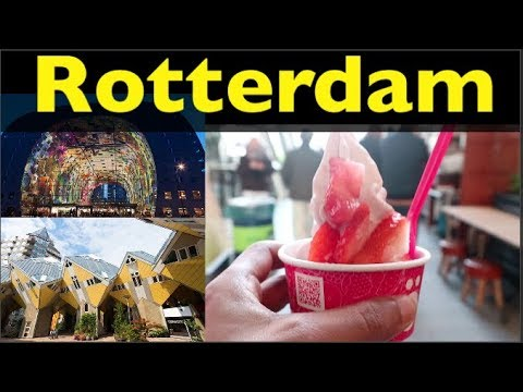 Vlog Gaaban HOLLAND Rotterdam