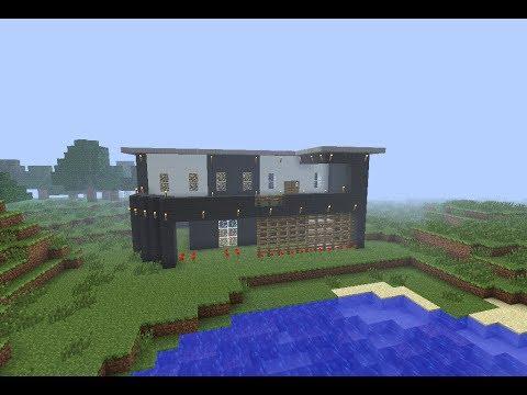Casa de lujo 10 minecraft youtube for Minecraft casas de lujo