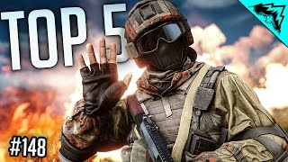 battlefield 4 top 5 epic moments eod bot m320 18 man attack plane headshot feed wbcw 148