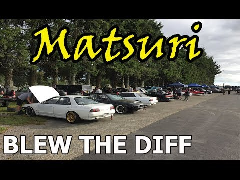 Learning To Drift Another New Track | Matsuri Day 3