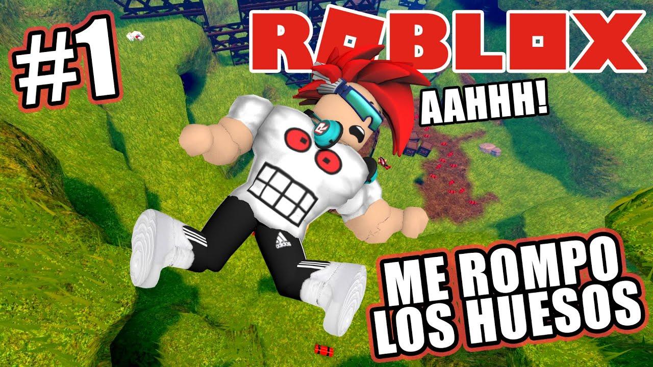 Download Me Rompo Todos los Huesos en Roblox   Roblox Broken Ragdolls   Juegos Roblox en Español