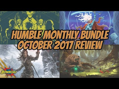 Humble Monthly Bundle | October 2017 Review