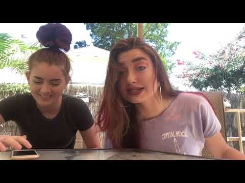 Q and A|| Desi and cate - our first video