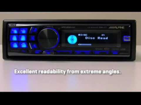 alpine cda 117 headunit review youtube rh youtube com Alpine CD Player with Imprint alpine cda-117ri user manual