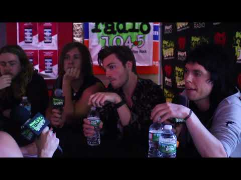 INTERVIEW: The Struts Tease