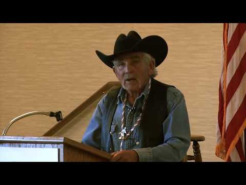 "BOB GIMLIN """"""The real story about Patty Femal Sasquatch""'2015-Conference"