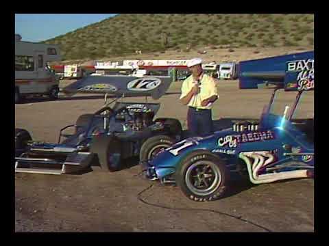 1986 USAC Supermodified Comparison