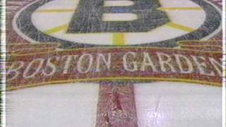 Boston Bruins Last Hurrah 1996 - part 1