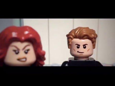 Lego Capitan America Civil War Trailer 2 Español Latino
