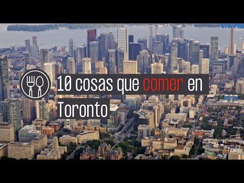 ¿Qué y dónde comer en Toronto? 10 platos imperdibles