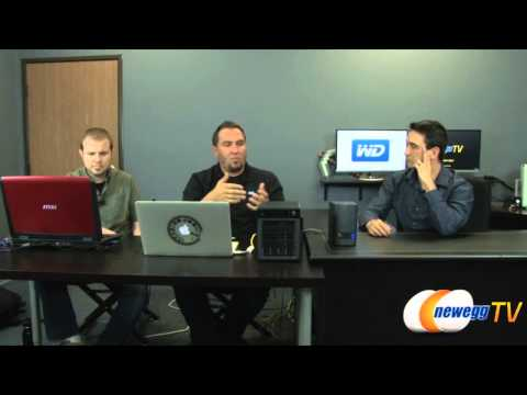 WD MyCloud EX2 Interview Twitch Rebroadcast - Newegg TV