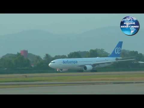Honduras Y España Se Conectan Por Air Europa