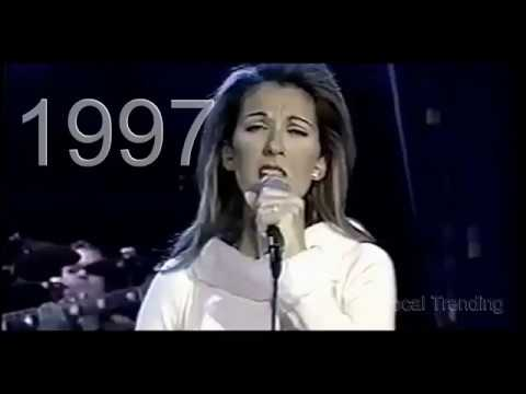 My Heart Will Go On  |  Céline Dion  |  1997 vs 2017