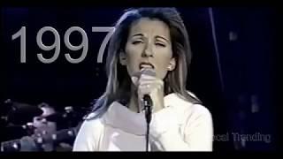 My Heart Will Go On  |  Céline Dion  |  1997 vs 2017