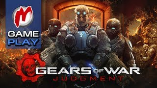 ▶ Gears of War: Judgment - Начало игры / First Gameplay