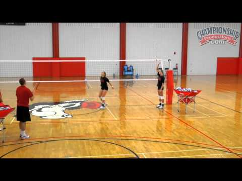 Position Training Drills: Setter