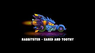 Car Eats Car 3 - Unlock RABBITSTER (Easter Egg Hunt) / Хищные Машины