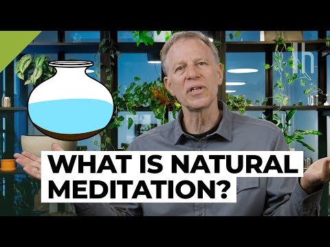 How to Start Natural Meditation