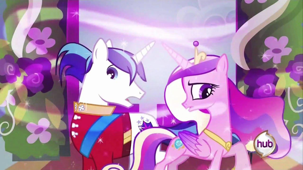 Cadence And Shining Armor Wedding princess cadence and shining armor ...