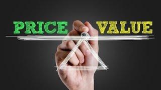 기업 & 주식, 가치 & 가격에 대한 생…