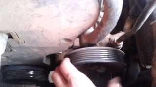 видео Замена масла ГУРа шевроле лачетти