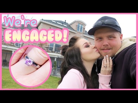 WE'RE ENGAGED! (VLOG & STORYTIME)