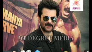 Anil Kapoor on he not Controlled on Himself & he Doing everything in Limitation- Shootout At Wadala