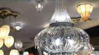 видео Каталог кованых люстр и фонарей
