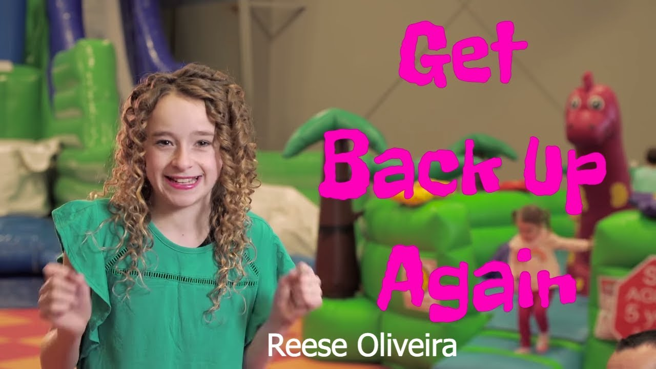 Get Back Up Again Trolls Anna Kendrick Cover By Reese Oliveira Age 12