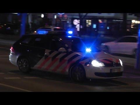 [SPECIAL VIDEO!!! SELTEN!!!] 2x Koninklijke Marechaussee (KMAR) in Hamburg (HD)