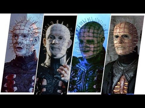Pinhead Evolution in Movies & TV (Hellraiser)
