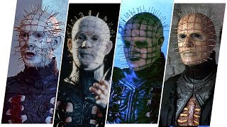 Pinhead Evolution in Movies & TV (Hellraiser)