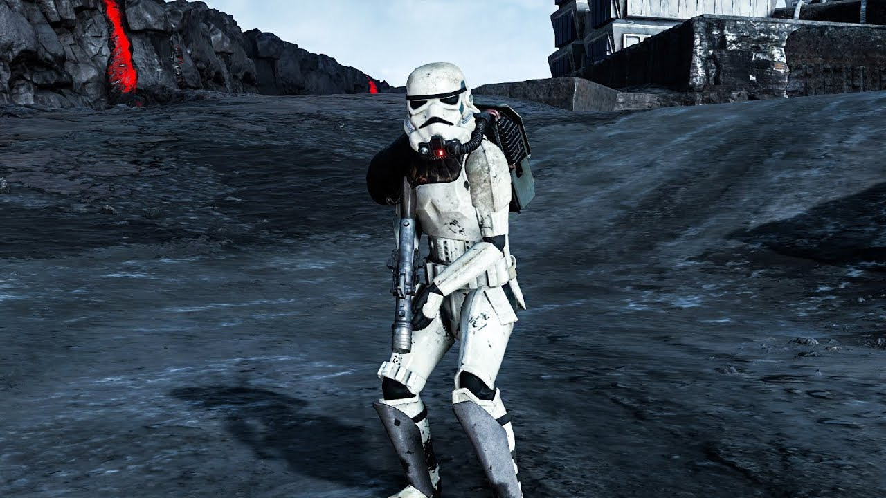 Star Wars Battlefront 2 Mods: BF3 Legacy Era Stream
