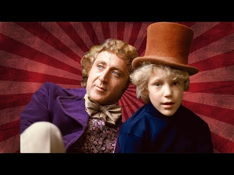 WILLY WONKA & THE CHOCOLATE FACTORY 🌟 THEN AND NOW 2019