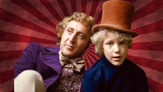 WILLY WONKA & THE CHOCOLATE FACTORY  THEN AND NOW 2019