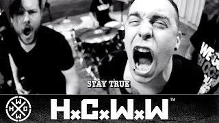 MISCONDUCT - STAY TRUE 2014 - LYRIC VIDEO - HARDCORE WORLDWIDE (OFFICIAL HD VERSION HCWW)