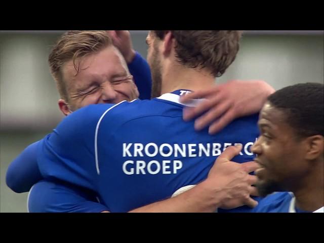 Samenvatting: MVV - Almere City FC (play-offs)