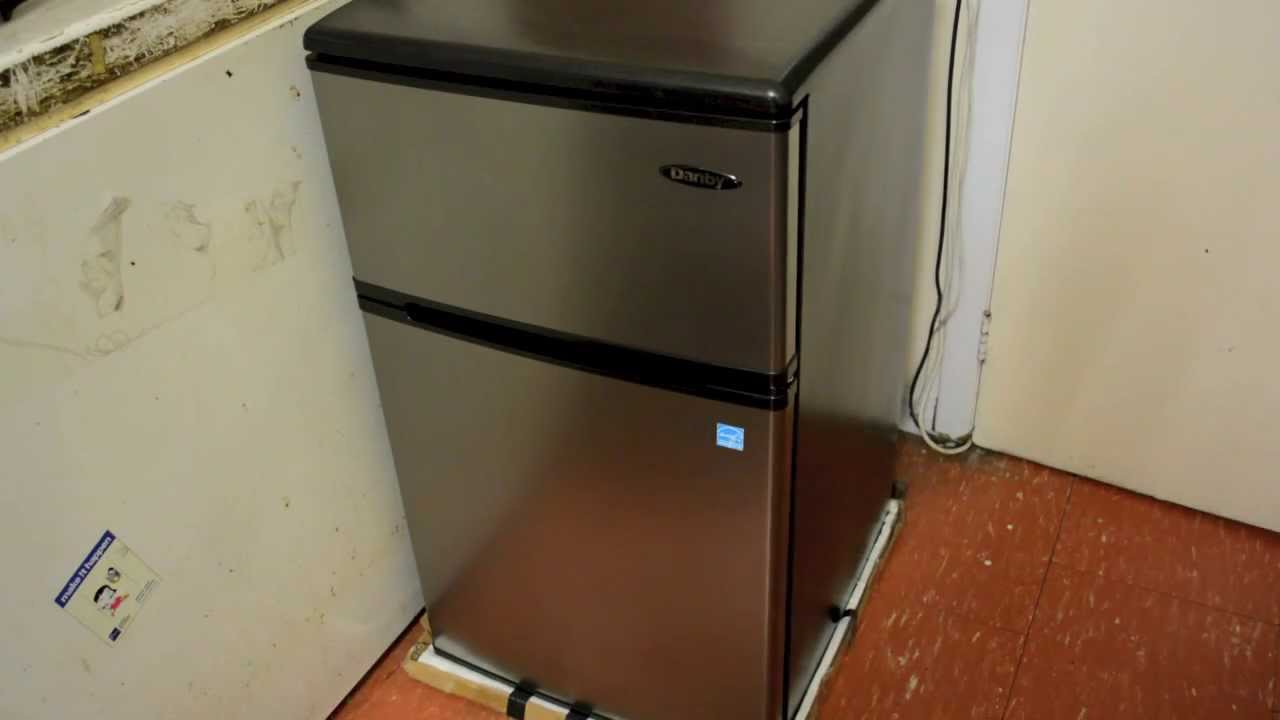 Great The Best Dorm Room Fridge?   Danby Dual Compact Mini Fridge/Freezer    Random Product Review   YouTube