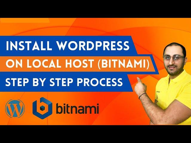 How to Install WordPress on Localhost - Bitnamii | Install