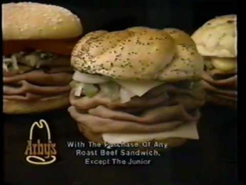 80s Commercial For Arbys