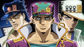 The Many Shades of Jotaro Kujo