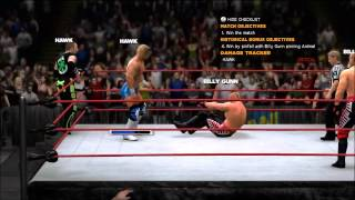 ~WWE 13~ ~Road Dogg & Billy Gunn vs The Road Warriors~ ~Ep 11~