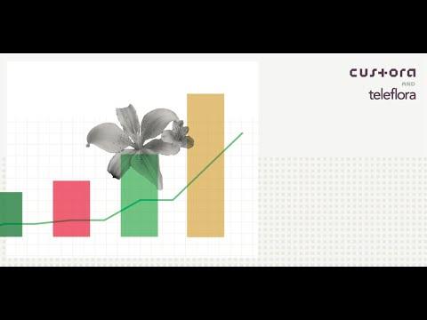 Custora & Teleflora webinar